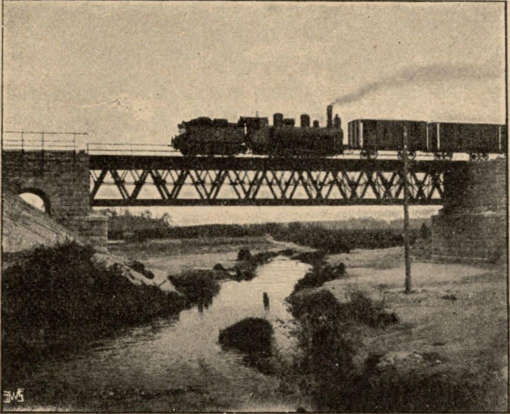 Most nad Mrogą