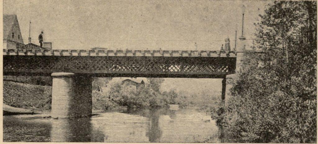most w Kaliszu