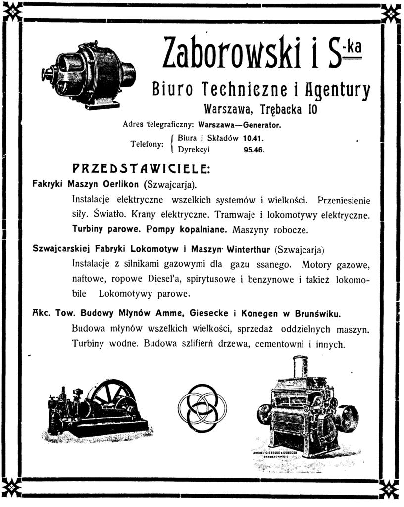 Biuro techniczne Zaborowski i ska