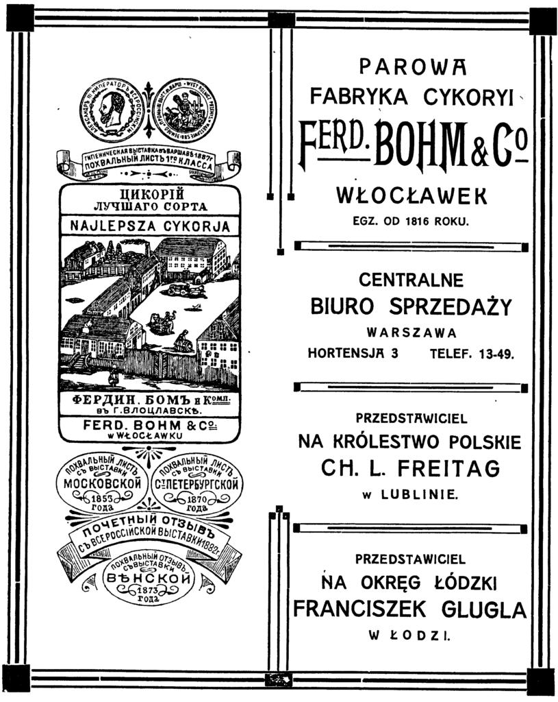 Fabryka cykori Ferd Bohm